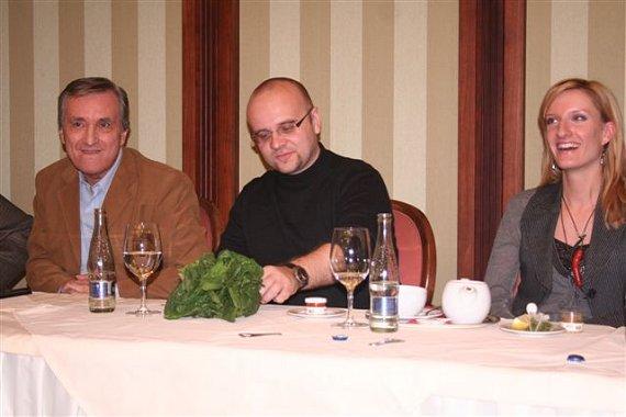 Milan Markovič, Dado Nagy, Adela Banášová
