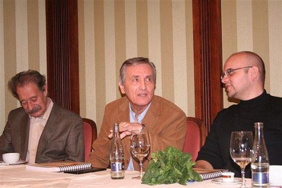 Tomáš Janovic, Milan Markovič, Dado Nagy