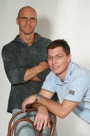 Igor Bukovský a Paľo Lipták
