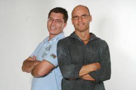 Paľo Lipták a Igor Bukovský