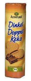 Špaldové sušienky plnené kakaovým krémom (30% kakaa) BIO