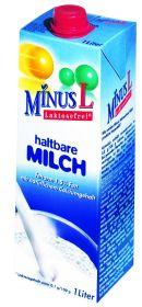 Bezlaktózové polotučné mlieko UHT