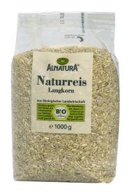 Naturálna dlhozrná ryža BIO
